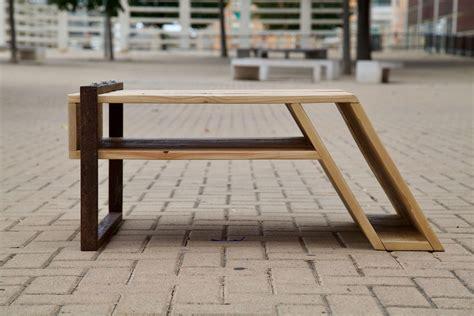 Mesa hecha con palets - Covenant - Paletos