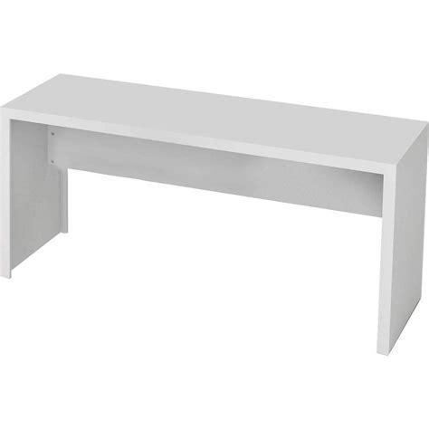 Mesa para Escritório ME4109 Branco   Tecno Mobili ...