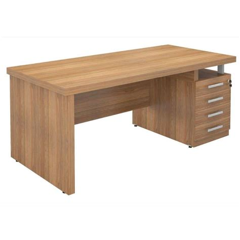 Mesa para Escritório Mega   Plata Móveis   Escrivaninhas ...