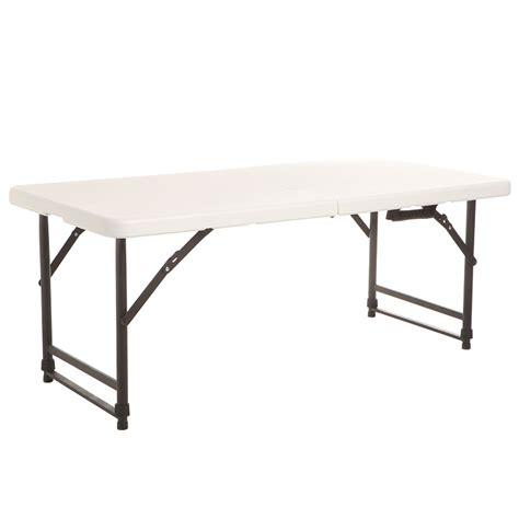 Mesa plegable de acero y resina CATERING EASY P Ref ...