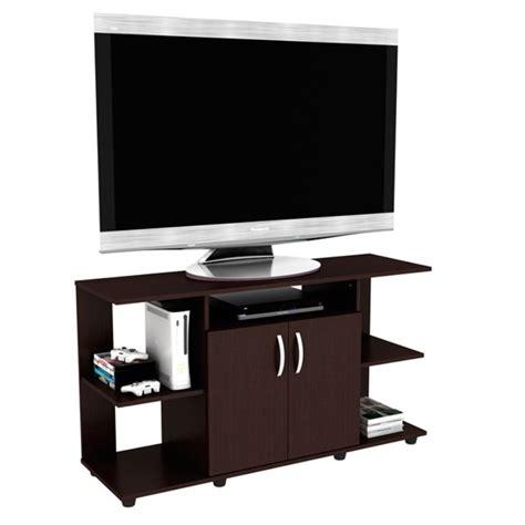 Mesa Tv Practimac 2 Puertas Color Wengue 120 x 68 x 38 cm ...