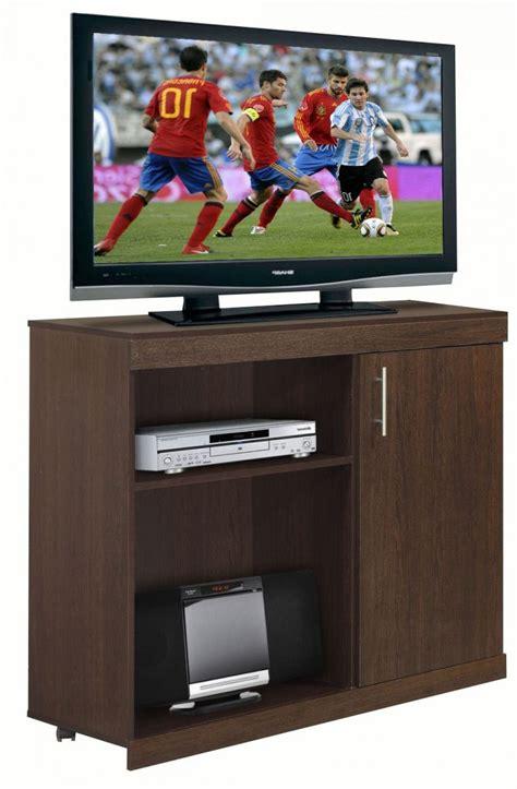 Mesas Con Ruedas Para Tv. Homfa Mueble Tv Mvil Mueble De ...