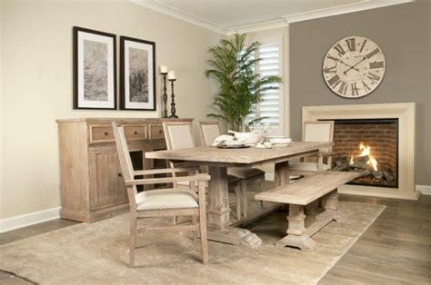 Mesas de comedor modernas de madera maciza - 50 ideas.