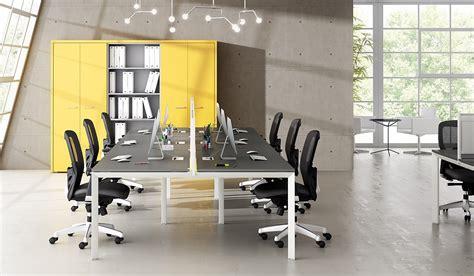 Mesas de Oficina Modernas   Serie Link