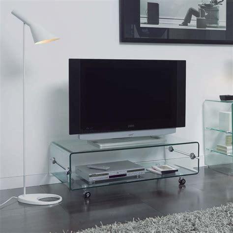Mesas de televisión de cristal BILBO. Tu tienda on line
