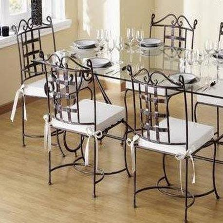 Mesas y sillas forja   Boutique Forja Hierro