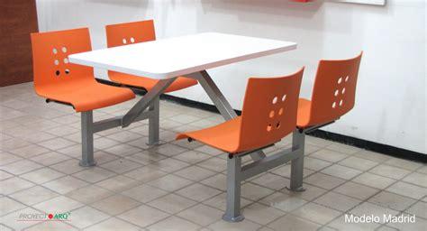 Mesas Y Sillas Para Comedores Industriales - Casa diseño