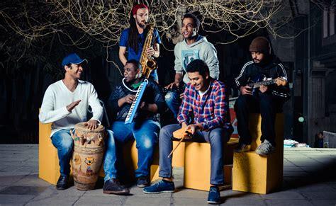 Meshwar Band: Reggae With an Egyptian Twist