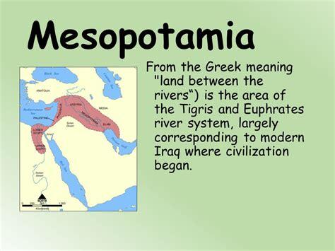 Mesopotamia Critical Vocabulary.   ppt download