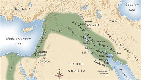 Mesopotamia, storia
