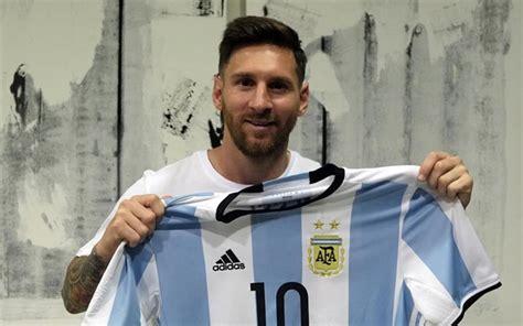 Messi anuncia su regreso a la selección argentina   El ...