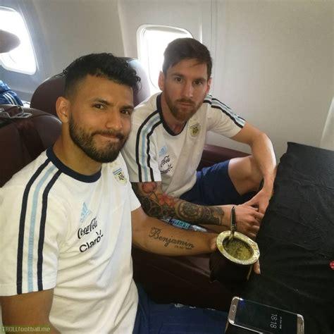 Messi on Instagram :