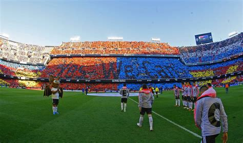 Mestalla sold out for today's Valencia Madrid game ...