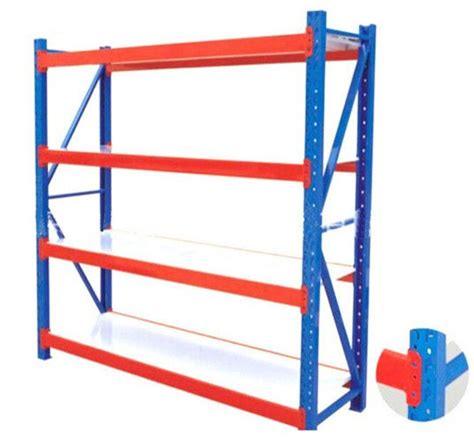 Metal Heavy Duty Warehouse Storage Racks , Adjustable ...