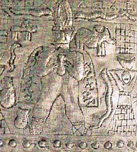 Metal Library Found in Tayos Cave in Ecuador, page 1 ...