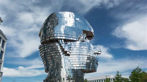 Metalmorphosis Mirror Fountain / Charlotte / Estados ...