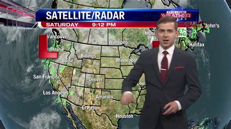 Meteorologist Corey Simma Resume Reel at KAMR TV   Winter ...