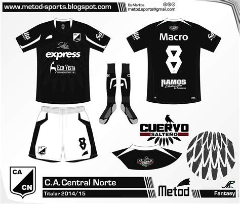 Metod Sports: Central Norte  Salta  2014/2015 Metod