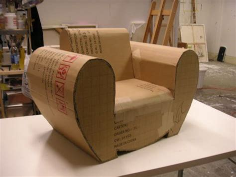 meubles en carton | Doll houses, Dolls and Miniatures