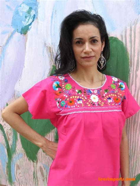 Mexican Blouses, mexican dresses, mexican puebla blouse