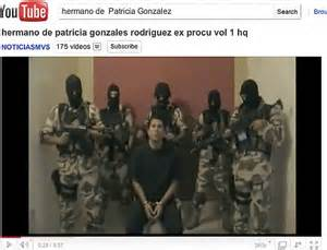 Mexican drug gang video shows ex-politician's kidnapped ...