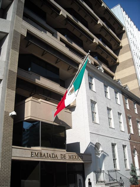mexican embassy united states