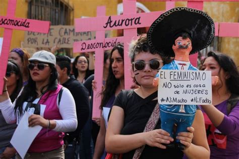 Mexican feminists declare a 'violet spring' on nationwide ...