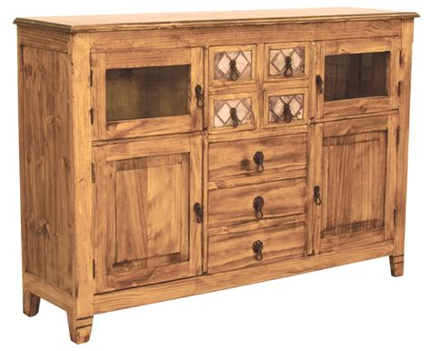mexican pine furniture | Mexican Rustic Furniture and Home ...