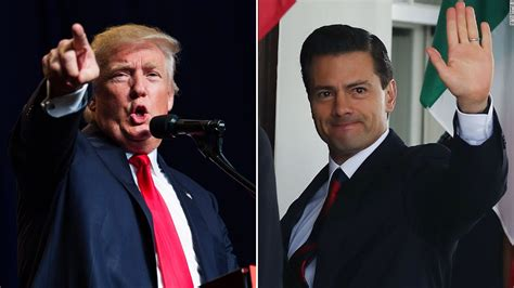 Mexican president disputes Trump over border wall payment ...