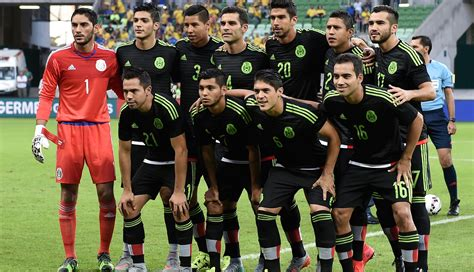 Mexican Soccer Team 2018 Wallpaper ·①