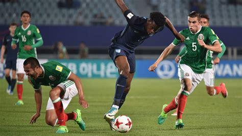 México (0-1) Inglaterra: resumen, goles y resultado - AS ...