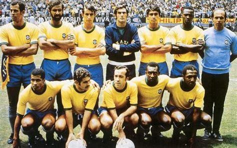 México 1970: ¿en qué están hoy los jugadores del Brasil ...