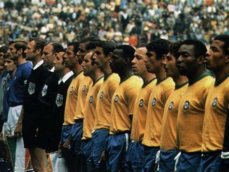 México 70, el Mundial del fútbol total brasileño - RTVE.es ...