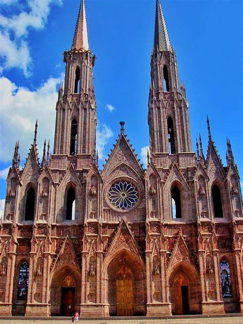 México a través de la lente. Catedral de Zamora Michoacán ...