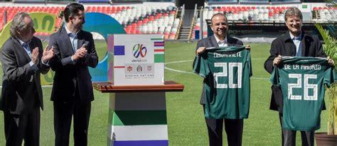 México abre los brazos para el Mundial de 2026 | Deportes ...