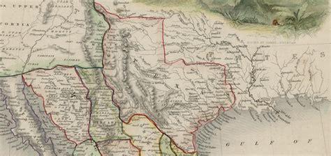 Mexico, California and Texas, 1851 – Save Texas History ...