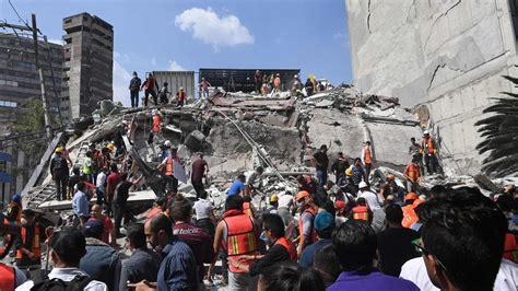Mexico City earthquake: A strong earthquake has hit Mexico ...