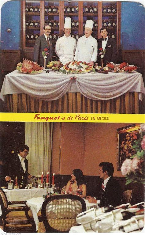 Mexico City   Fouquet s de Paris in Hotel Camino Real ...