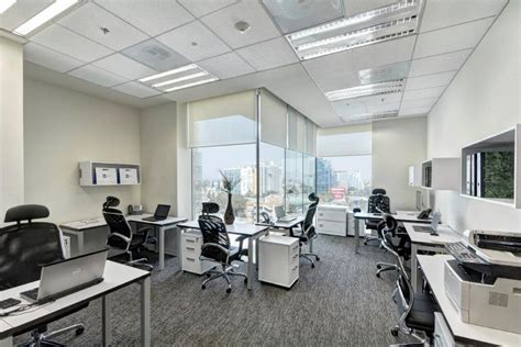Mexico City Office Space and Virtual Offices at Av. Miguel ...