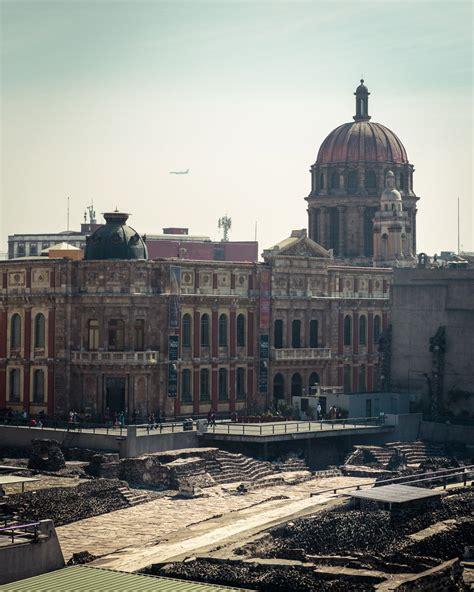 Mexico City's historic district | GeoQuono