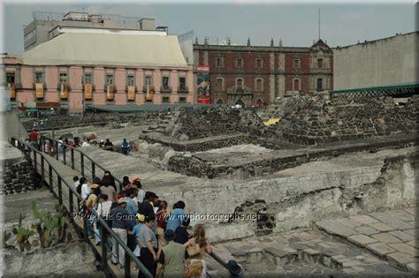 Mexico City: Templo Mayor