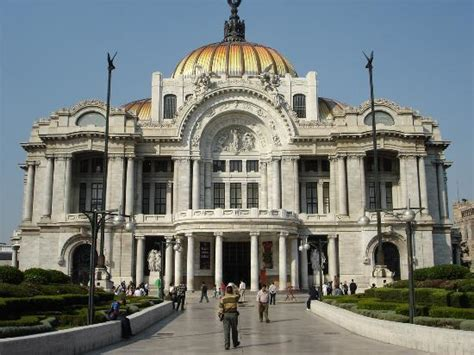 Mexico City   Travel Info and Travel Guide   Exotic Travel ...