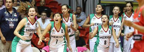 Mexico City will host the FIBA U18 Women's Americas ...