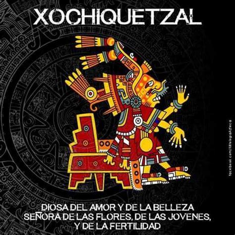 [Mexico] Dioses Aztecas   Dioses mesoamericanos ...