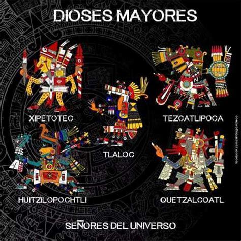 [Mexico] Dioses Aztecas   Taringa!