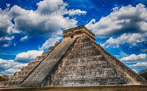 México, el templo, la civilización Maya, cielo, historia ...