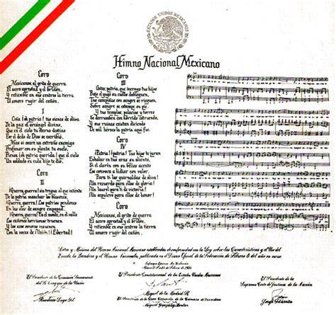México en imágenes: Himno Nacional mexicano completo