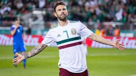 México golea 3 0 a Islandia en juego amistoso rumbo a ...