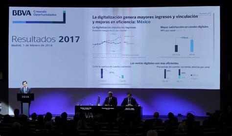 México impulsa el beneficio global de bancos españoles