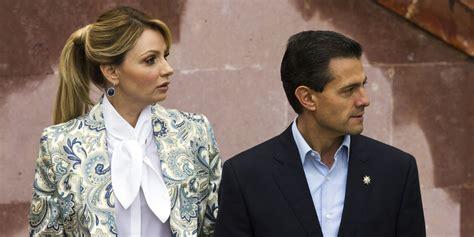 México: ¿Inminente divorcio entre Peña Nieto y